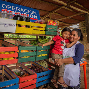 You can give food security to those in need with a microenterprise small business